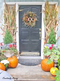 Fall Porch Decorating Fall Front Porch Decorating Ideas Front Porch Fall Front Porch