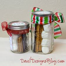 s mores kit in a jar