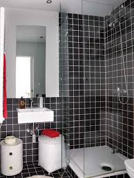 Small Apartment Design Beauteous Bathroom Designs For Very Small Spaces Apartments Stunning Black