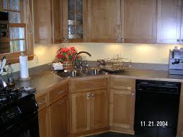 Corner Kitchen Sink Cabinets Corner Kitchen Sink Cabinet Design Porter