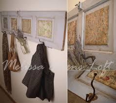 Door Coat Rack Coat Hanger made from an old door DIY Pinterest Coat hanger 53