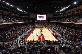 Usc Mens Basketball Vs Yale Galen Center