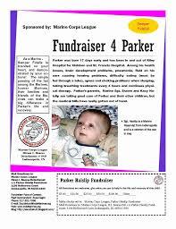 Benefit Flyer Wording Memorial Fund Wording Ideas Latter Example Template