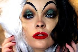 cruella de vil makeup tutorial