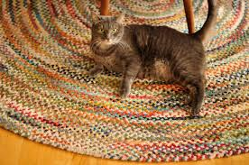 braided mat candice olson rugs round country rugs primitive braided rugs purple rug