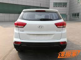 2018 hyundai creta review. modren creta indiabound 2018 hyundai creta spotted in china to hyundai creta review