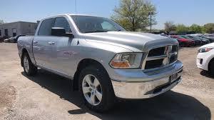 Used 2009 Dodge Ram 1500 Truck Crew Cab Bright Silver CC/Mineral ...