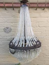 antique french basket style crystal chandelierantique french basket style crystal chandelierantique french basket style crystal chandelierantique
