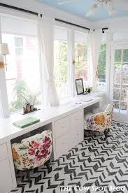 feminine office decor. Home Office Feminine Decor S
