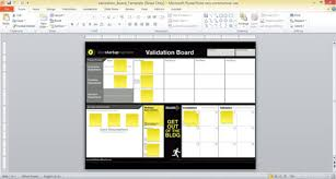 Plantillas Power Point 2013 Free Validation Board Template For Powerpoint