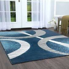 blue and brown rug premium albion blue brown area rug