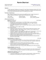 Quality Analyst Resume Experience Imagine Qa The Best Test Sample