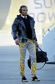 Cam Newton Designer Cam Newtons In A Whole Other League With His Cool Pants