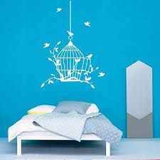 decor villa fly bird wall decal