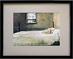 Superb ... Andrew Wyeth Master Bedroom Print Framed ...