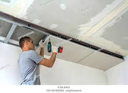 gypsum plasterboard ceilings