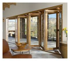 Vista Pointe BiFoldMultiSlide Patio Door HURD Windows  Doors - Exterior patio sliding doors