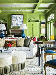 geometric rug family room in houston house designed