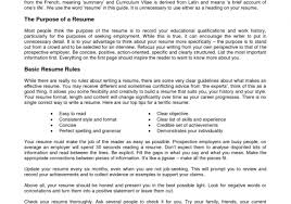 Resume Accent Marks Ap Style Resume For Study