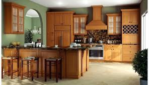 all wood kitchen cabinet cherry wood kitchen cabinets home depot