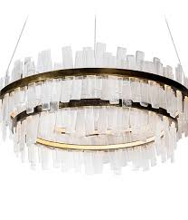 aquitaine chandelier two tier