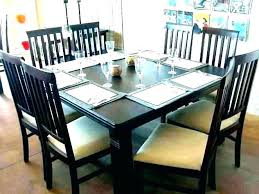 second hand oak dining table round dining table with 8 chairs dining table and 8 chairs