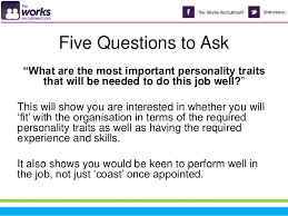 Questions To Not Ask In An Interview 5 Questions To Ask In An Interview And 5 Not To