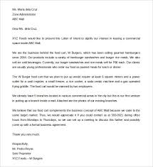 Setting Up A Business Letter 7 Business Letter Of Intent Word Pdf Free Premium Templates