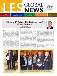 LES Global News March 2018 Preview by LES International - issuu