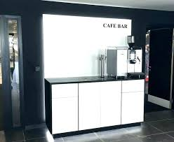 Coffee Stations For Office Coffee Station Table Erabradomin Org