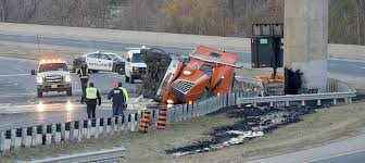 Liquid Asphalt Truck Driver Charged In Red Hill Liquid Asphalt Spill Thespec Com