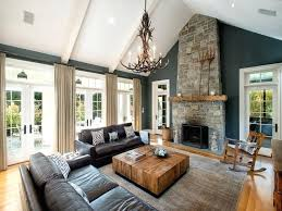 full size of rustic chandelier living room with cathedral ceiling lighting decorating decor ideas design paint
