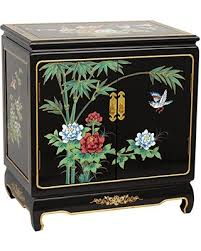 Laquer furniture Purple Oriental Furniture Black Lacquer End Table Better Homes And Gardens Find The Best Deals On Oriental Furniture Black Lacquer End Table