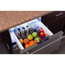 refrigerator drawers. marvel 24\ refrigerator drawers k