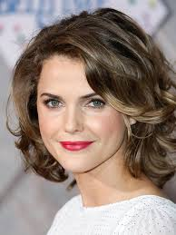 the best cuts for fine frizzy wavy hair hair frizzy wavy hair keri russell and wavy hair