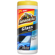 armor all glass wipes 30 count