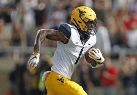 T J Simmons Hoping To Join List Of Impact Wvu Receivers