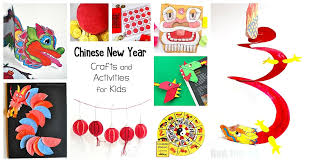 50 Chinese New Year Crafts And Activities For Kids Buggy