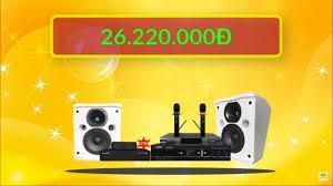Combo bộ dàn karaoke cực chuẩn lắp đặt cho anh Hoàng - Địa chỉ Mua Sắm Dàn  Âm Thanh Karaoke Gia Đình tin cậy, uy tín nhất - Hoàng Audio