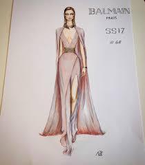 Model Dress Design Drawing Fashion Illustration Fashion Illustration Sketches