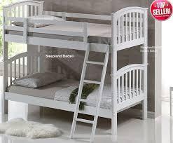 cosmos white bunk beds