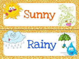 Weather Chart For Preschool Classroom Printable Weather Chart Preschool Free Printables Www