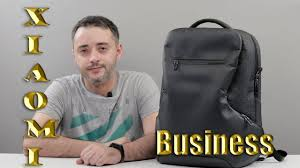 Обзор <b>рюкзака Xiaomi</b> Business Multifunctional Backpack-Носил ...