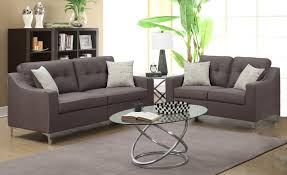 PriceBusters Special Gray Sofa & Love Under $500 1114