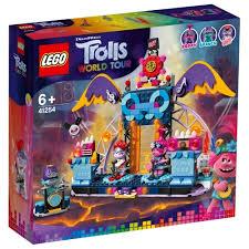 Стоит ли покупать <b>Конструктор LEGO Trolls</b> World Tour 41254 ...