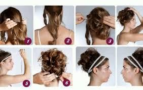 Peinados Romanos Faciles