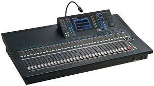 yamaha mixer. yamaha ls9-32 digital mixer image 1