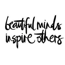 Beautiful Minds Inspire Others Quotes Best of Beautiful Minds Inspire Others The Red Fairy Project