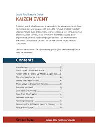 Kaizen Event Lucid Meetings