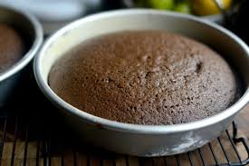 Simply Scratch Homemade Chocolate Cake With Chocolate Almond